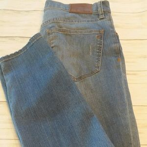 """Madewell 9"""" High Riser Skinny Jeans Size 30"""